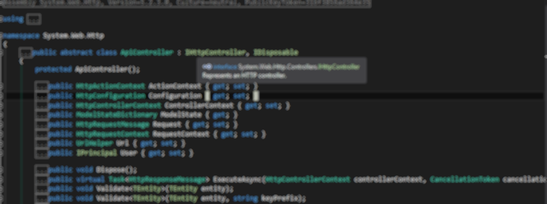 Choose the right return type for WebApi controllers